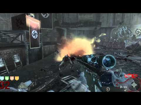 Black Ops Zombies: All Guns Pack-A-Punched In Game – Kino Der Toten | Part 11 By Syndicate