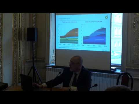 Vladimir Drebentsov. The Strategy of BP in Russia amid Evolving World Gas Markets