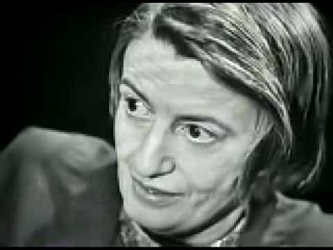 Ayn Rand in her First Television Interview, Part Three