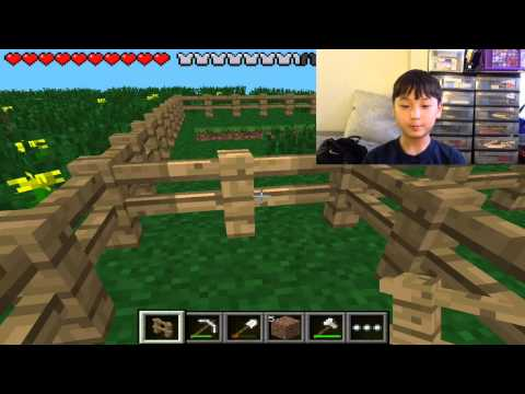 Minecraft PE Survival: Ep. 15 Sheep Farm