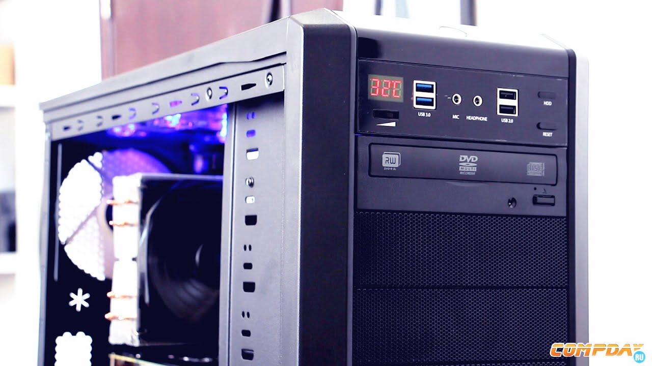 Компьютер для работы и игр i7-5820K GTX 980