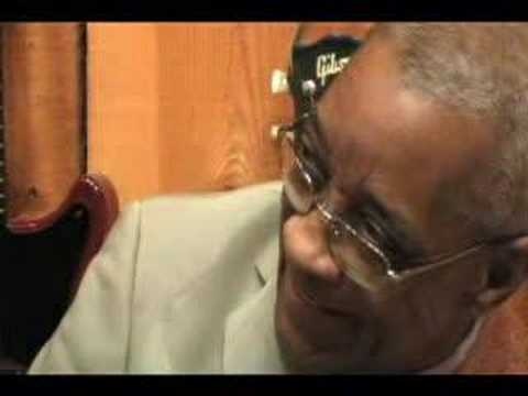 Hubert Sumlin interview #2-Guitar Center's King Of The Blues Video