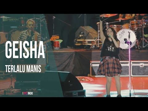 download lagu GEISHA NEW VERSION ARANSMENT - Terlalu Manis  JEMBER  SLANK gratis