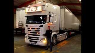 Scania streamline r520 E.R.S.