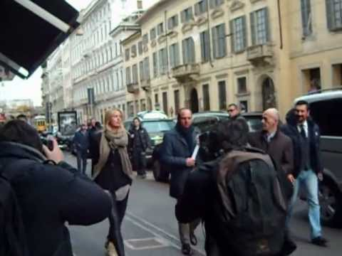 Sharapova in Milano +Ana Ivanovic (part 1)