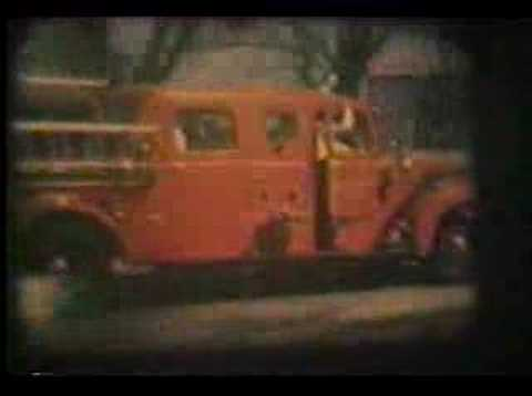 Memphis Fire Department Late 50s (2) Video