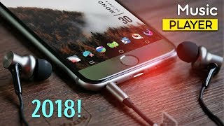 Best Android Music Player Apps 2018 🎧
