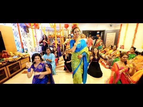 Jimikki Kammal Dance Perfomance.. Malaysian Indian Wedding Highligts of Dr.Karthik & Navena