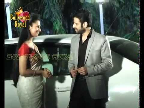 On location of TV Serial Yeh Hai Mohabbatein Part 2