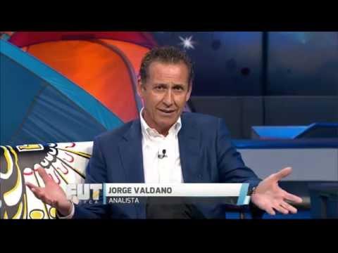 #Previo Valdano analiza el juego entre Colombia y Argentina
