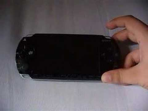 How to access recovery mode on a psp with custom firmware