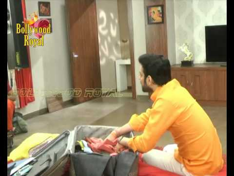 On Location Of Tv Serial 'yeh Hai Mohabbatein' Part 1 video