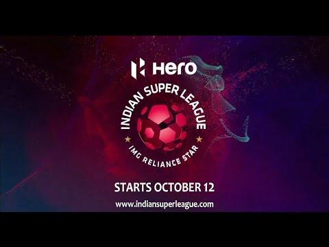 Hero Indian Super League 2014 - #heroisl video