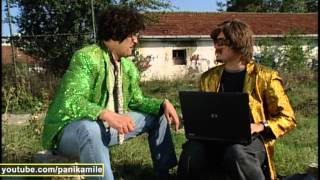 K-15 - Toso i Mile hakeri