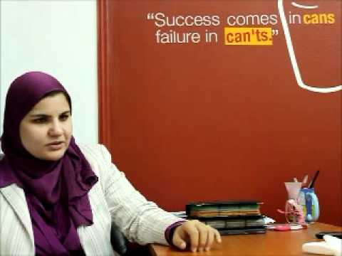 Raghda El-Ebrashi: founder of AYB