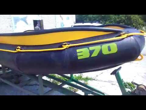 лодка из пнд своими видео