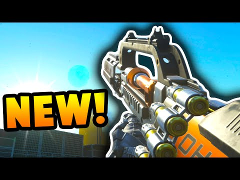 NEW DLC WEAPON! - 'OHM' LMG/SHOTGUN HYBRID! - (Call of Duty: Advanced Warfare)