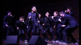 "ARIANA GRANDE MEDLEY (""no tears left to cry"" X ""thank u, next"") - Melodores A Cappella LIVE"