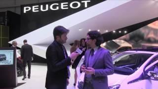 Peugeot 108, piccola e con stile