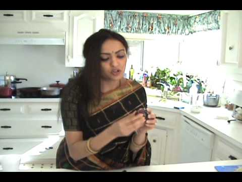 Radha's Spicy Andhra Vankai/ vankaya/ eggplant Koora/ kura Music Videos