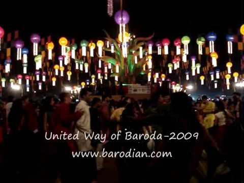 United Way Garba 2009 Part 05