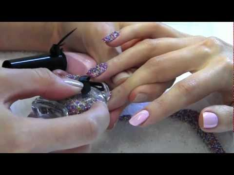 The Caviar Manicure