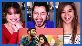 FILTER COPY: LITTLE THINGS COUPLES DO | Reaction!