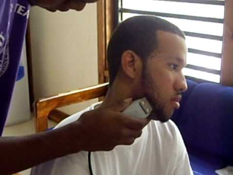 How to shape up beard with Andis T outliner Barbering Tutorial