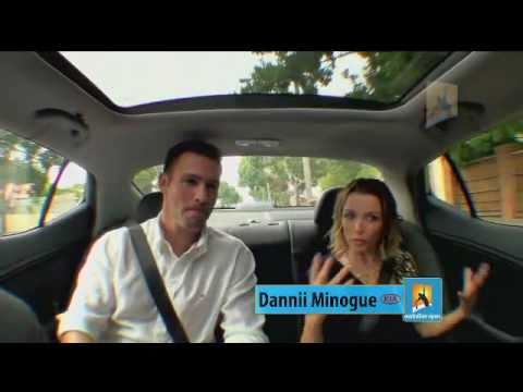 Dannii Minogue And Kris Smith Interview