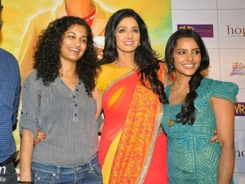 English Vinglish - Telugu Trailer Launch