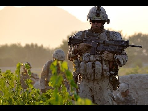 ★ Canadian Forces In Afghanistan, This Generations War Ends -