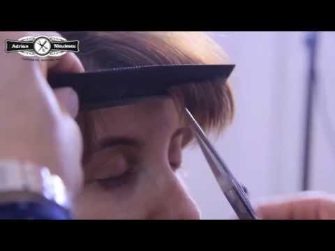 Tunsori femei 2014-Tehnici de tunsoare- Schimbare Look din BINE in RAU -