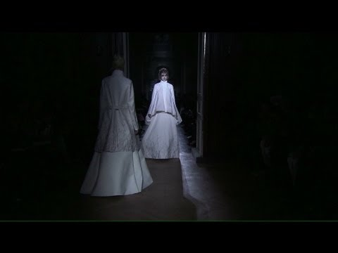 SHOWstudio: Gareth Pugh Autumn Winter 2013 Runway Collection