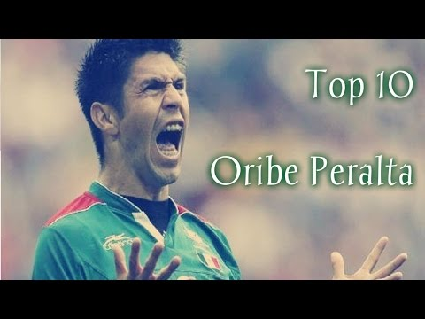 TOP 10 - Oribe Peralta | Selección Mexicana