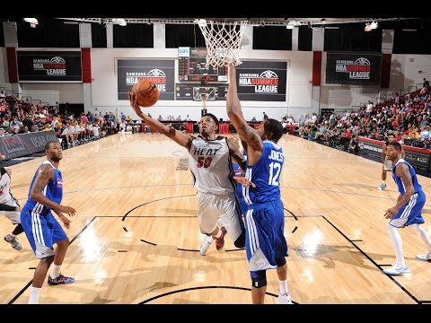 Summer League: Los Angeles Clippers vs Miami Heat