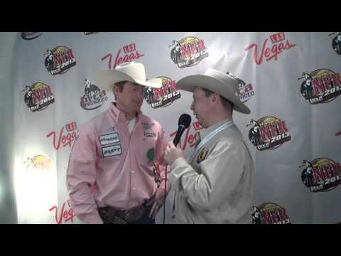 2013 WNFR Tie Down Roper Tyson Durfey stops by the Rodeo Round Up to talk with Jason Hetland