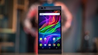 Hands-On with the Razer Phone!