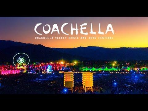 Coachella Dance Tent Transformed by Muti Randolph