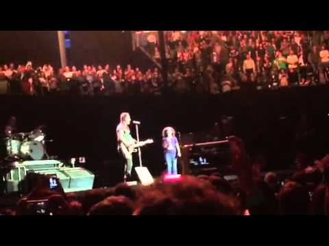 Bruce Springsteen Barclay Blinded By The Light