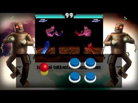 Tutorial Tekken Tag parte 9