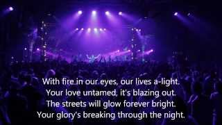 Wake - Hillsong Young and Free -  Lyrics video