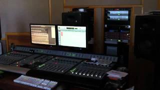 "Tyler Jay - Recording ""EAS Song"""