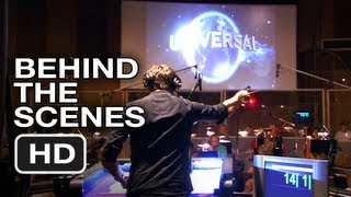 Scoring the New Universal Logo - 100th Anniversary (2012) HD