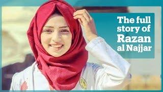 Exclusive: Rare interview with slain Palestinian medic Razan al-Najjar
