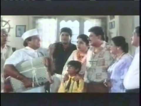 hero no 1 Govinda creds scene
