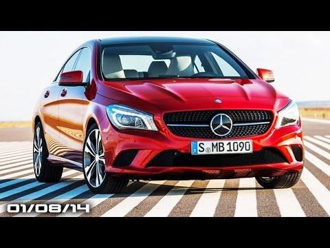 Chinese Cars In US, Merc Bests BMW, Mazda SkyActiv2, Onstar 4G LTE, & Friendsday Wednesday!