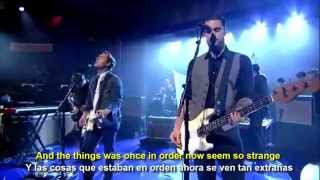 The Gaslight Anthem - Get Hurt (Subtitulada)
