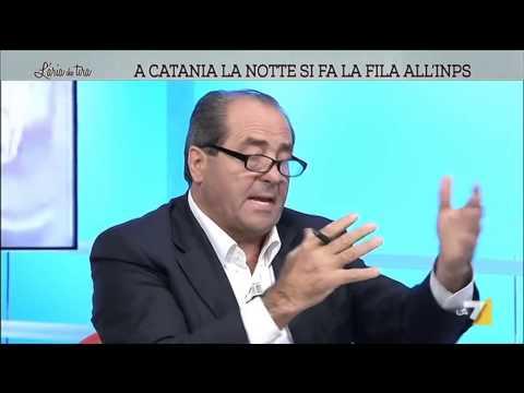 """L'autocritica di Antonio Di Pietro: """"Non so parla' manco italiano"""""""