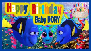 Happy Birthday  Baby Dory Reggae Style |  Finding Dory | Los Juguetes Animados