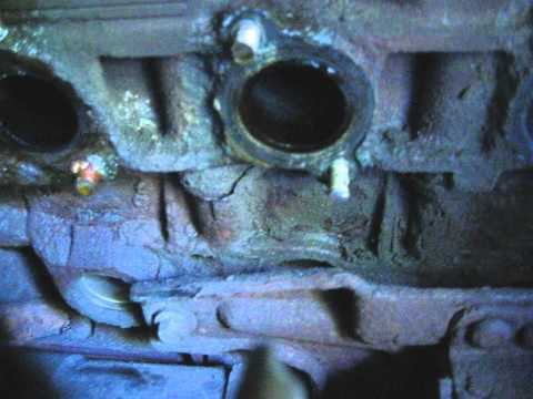 Ford F150 Exhaust Manifold Removal Part 3